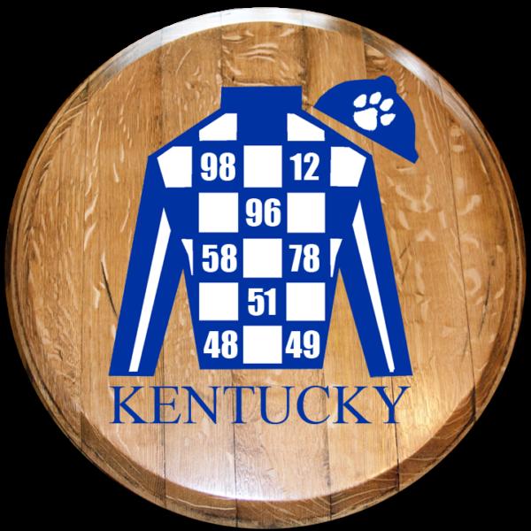 kentucky wildcats barrel head