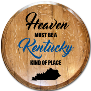 heaven must be kentucky