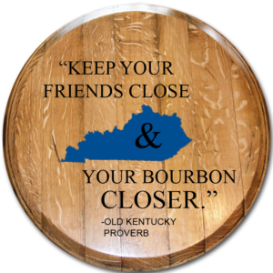 kentucky proverb barrel head