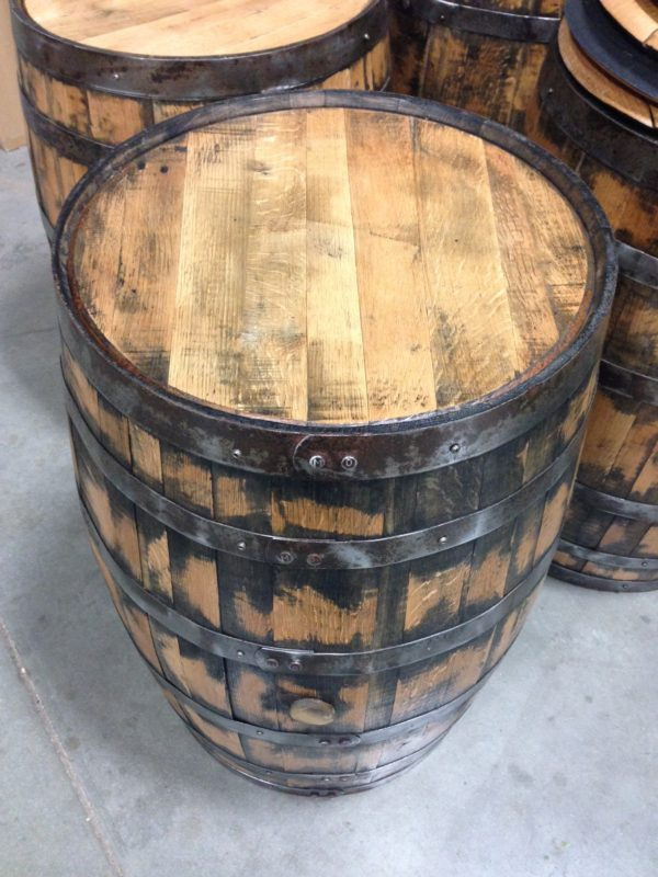 blank full size barrel