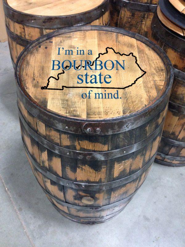 bourbon state of mind full-size barrel