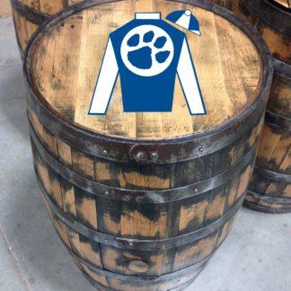 wildcat silks bourbon barrel