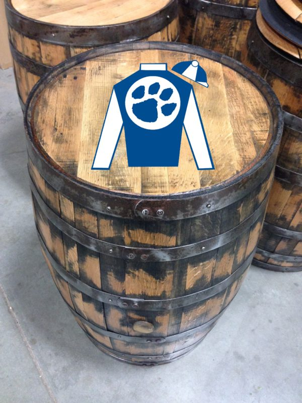 wildcat silks bourbon barrel