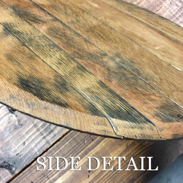 Barrel Head Side Detail