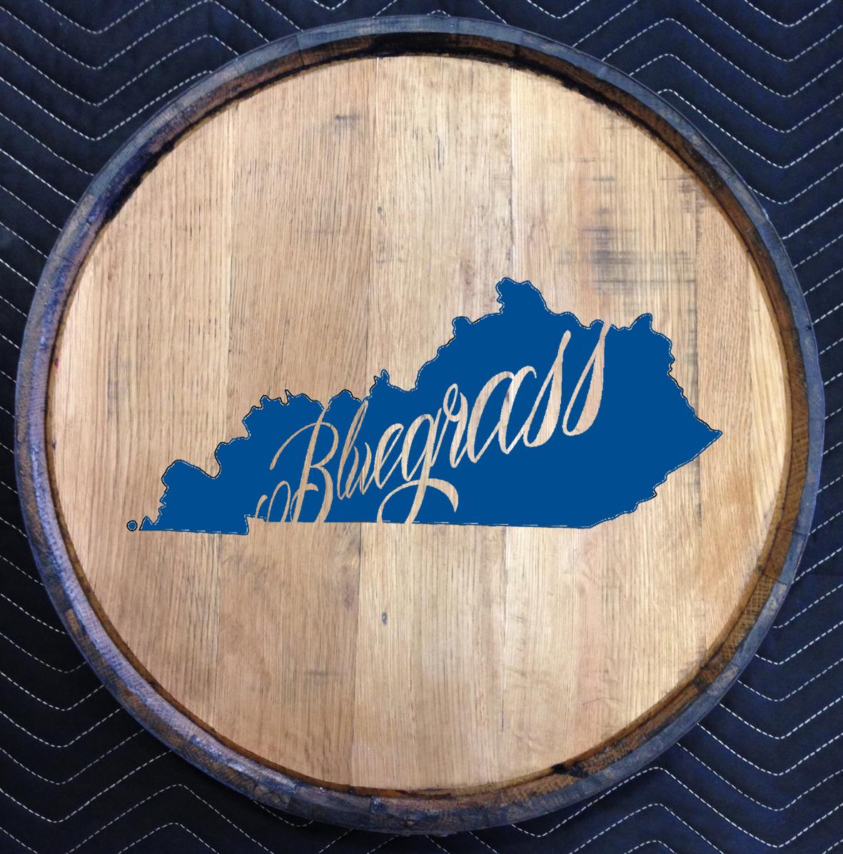 bluegrass quarter barrel head