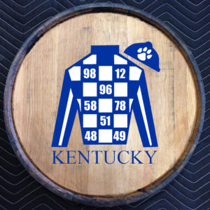 bbn champion silks quarter barrel head