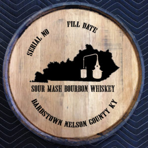 sour mash quarter barrel head
