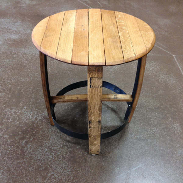 bourbon barrel furniture