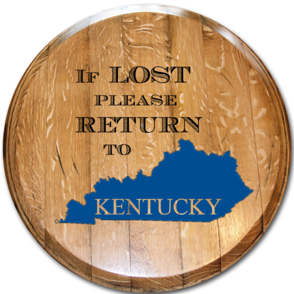 if lost ky barrel head