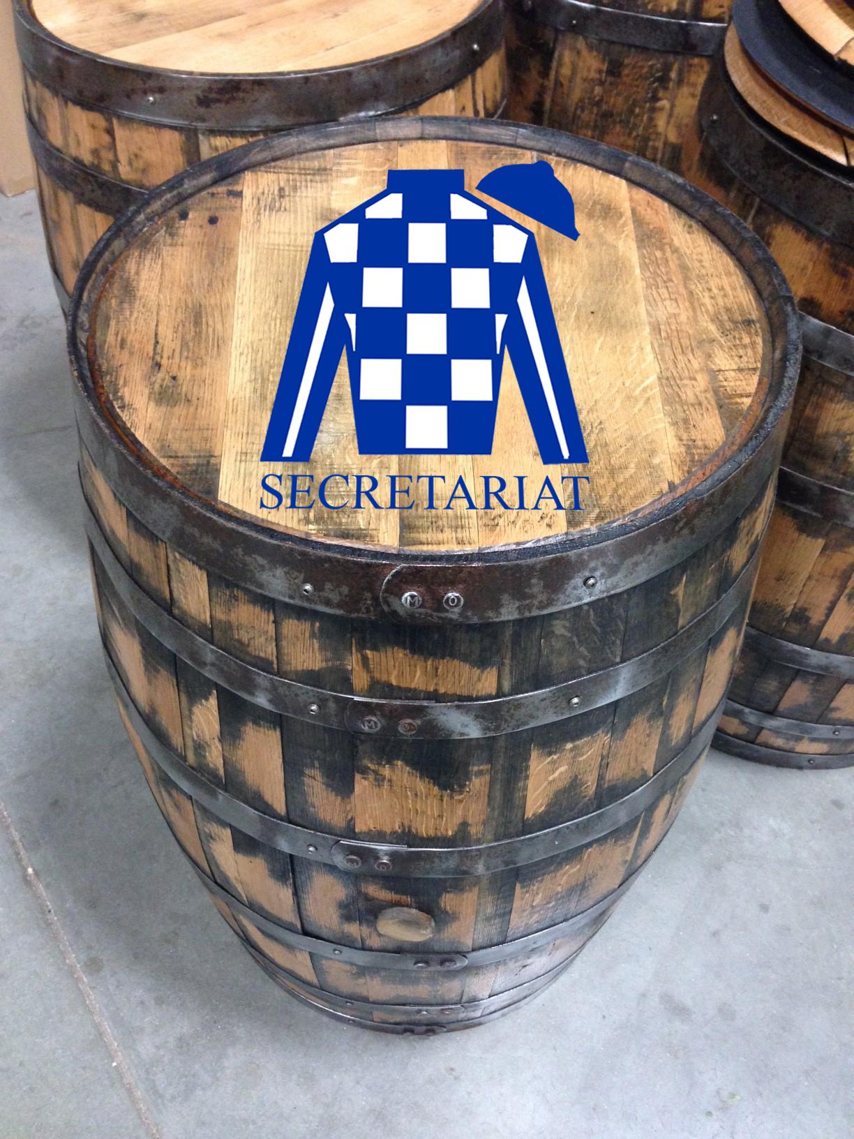 secretariat full size barrel