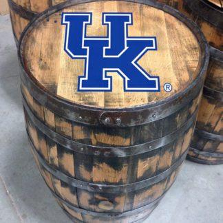 University of Kentucky Bourbon Barrel