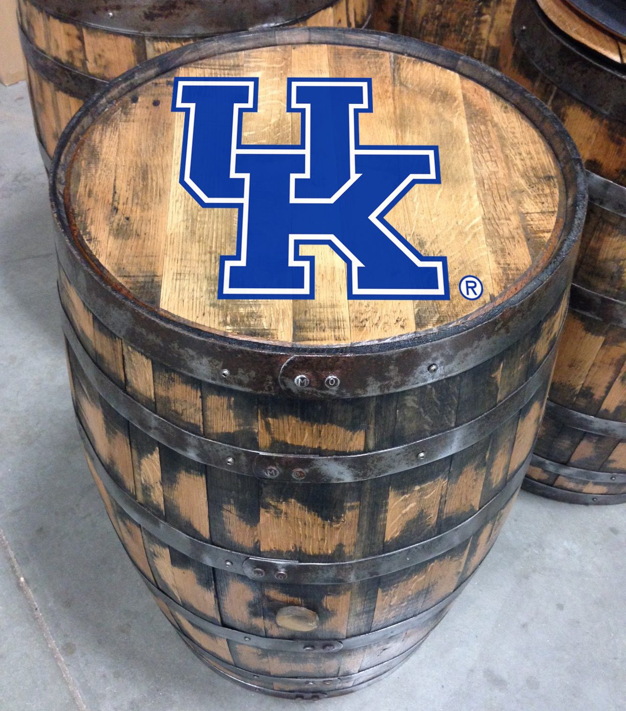 University of Kentucky Bourbon Barrel