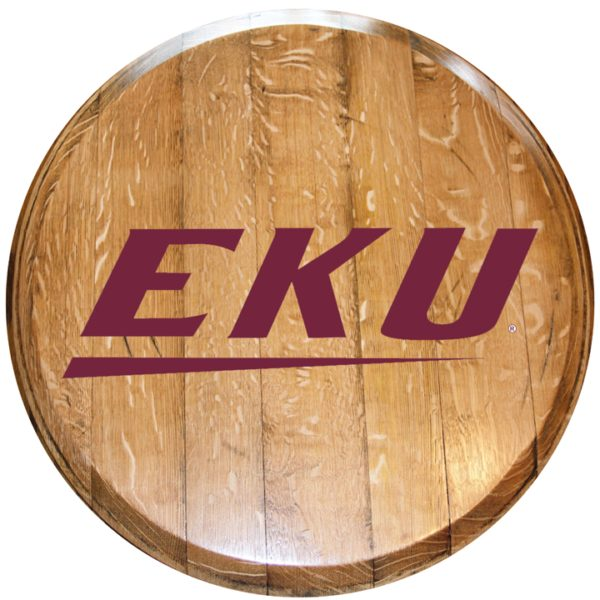 Eastern Kentucky University Barrel Head u2013 BarrelHeadsKY