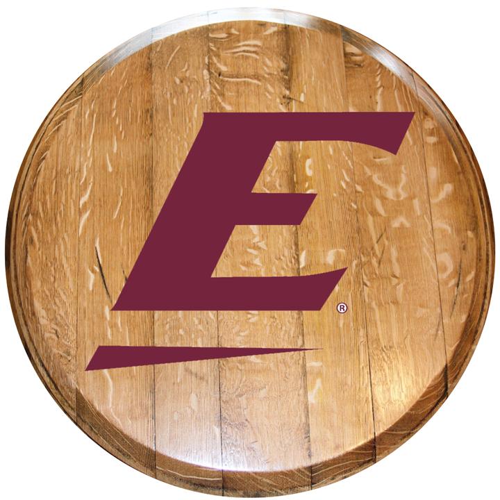 Eastern Kentucky University Barrel Head 3 u2013 BarrelHeadsKY