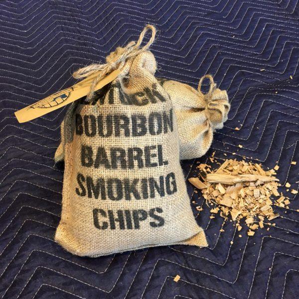 bourbon barrel smoking chips