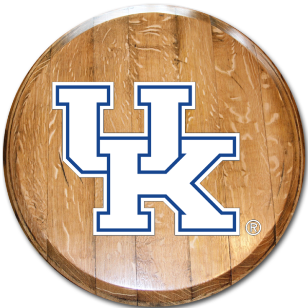 kentucky wildcats barrel head