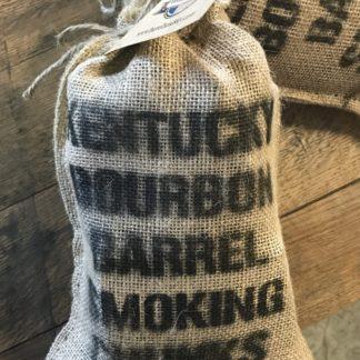 bourbon barrel smoking chunks