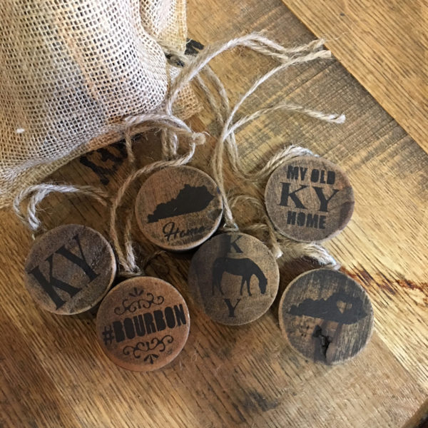 kentucky bourbon barrel bung ornaments 2