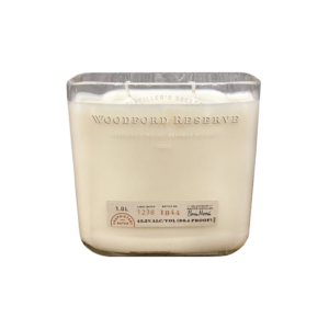 Recycled Woodford Reserve Bourbon Candle